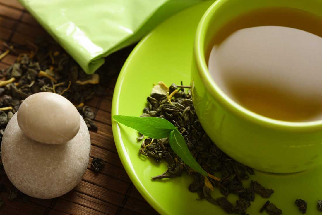 What can be quickly and inexpensively prepared for tea