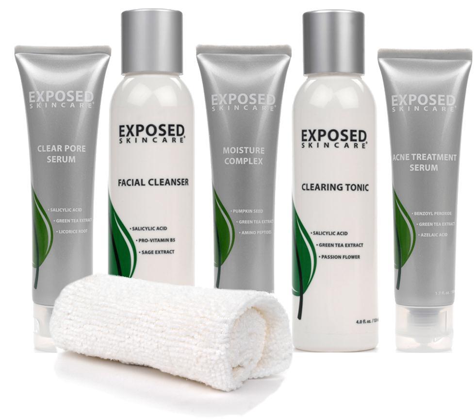 Exposed Acne Treatment Kit