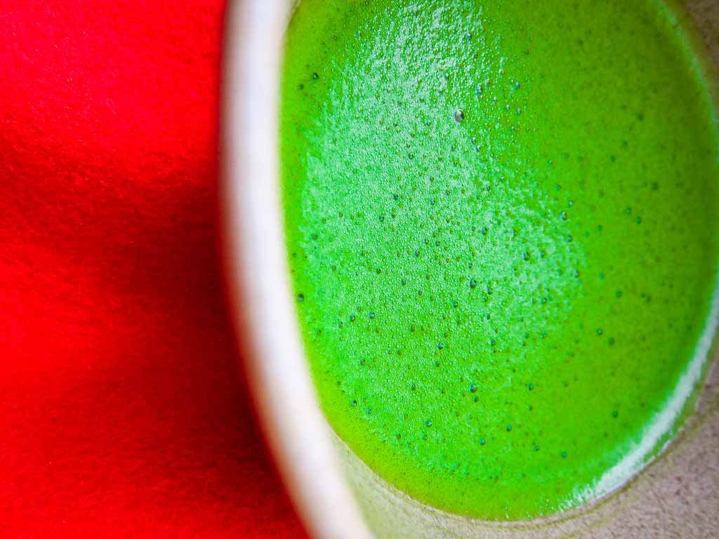New Evidence Shows Drinking Green Tea Has Direct Skin Benefits