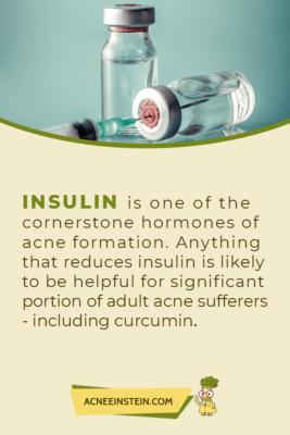 Curcumin has been showed to redice insulin resistance!