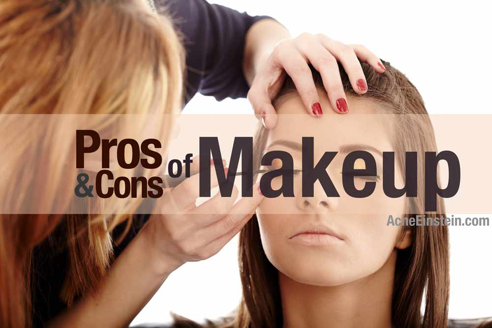 Should People With Acne Use Makeup?
