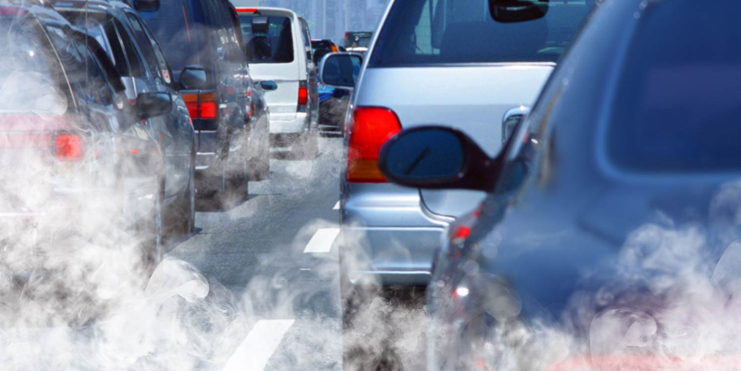 Toxic Air – What Air Pollution Really Does To Your Skin