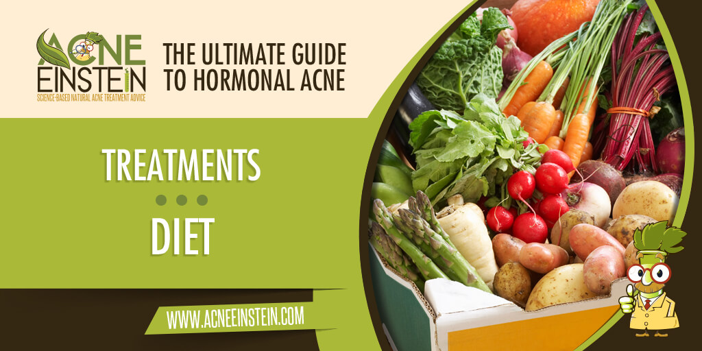 Diet – The Ultimate Guide To Hormonal Acne