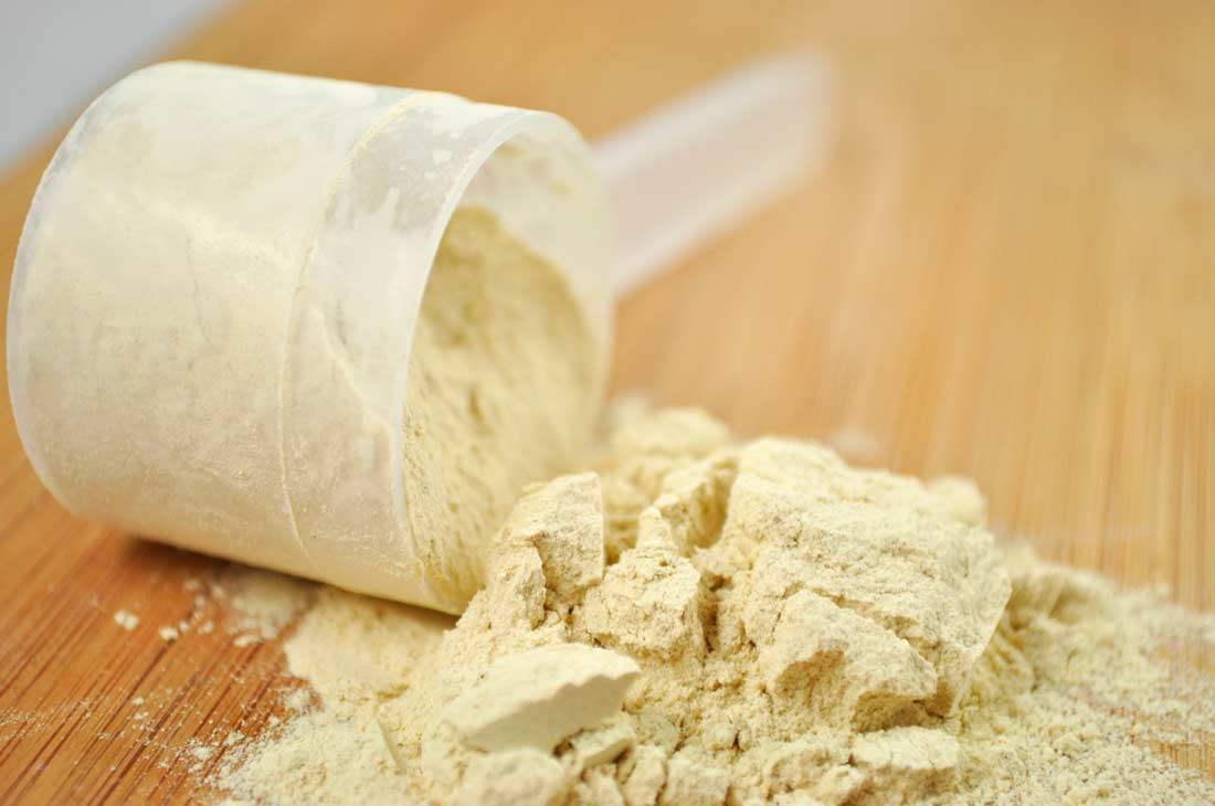 Whey Protein: A Scoopful Of Acne?